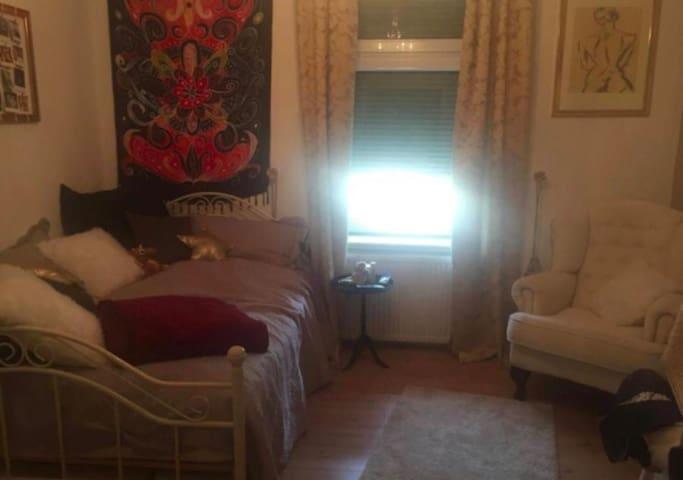 gemütliches Zimmer in zentraler, schöner Wohnung