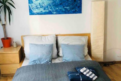 maritimes Gästehaus mit 2 Etagen