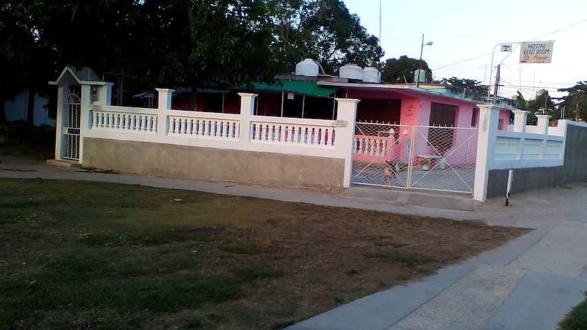 Villa.motel Rogelio Habitación 2