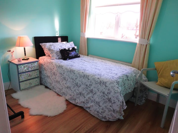 Single bedroom with access to entire house (Navan)