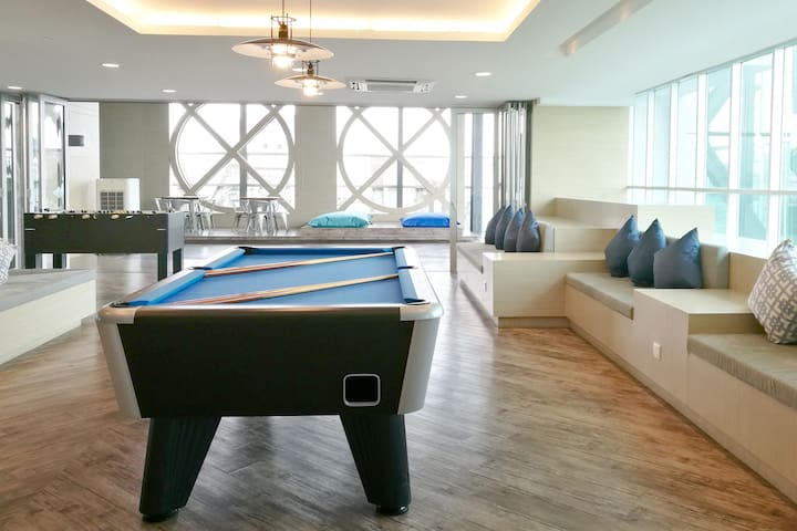 Lifestyle Facilities   Chill Zone