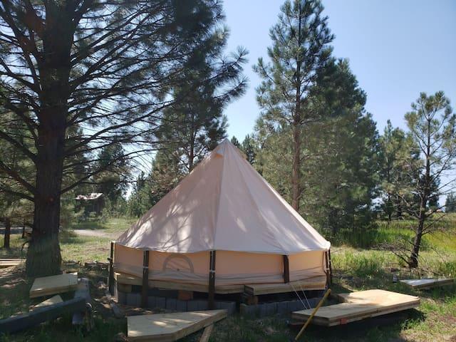 The Pines Yurt teepee #2