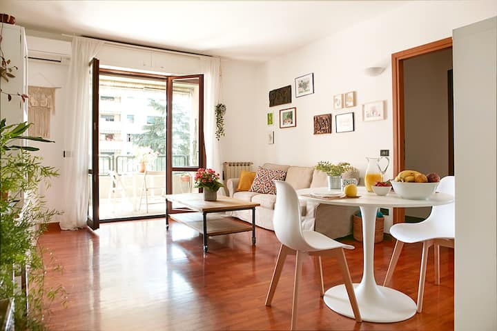 Appartment in Monza with parking
