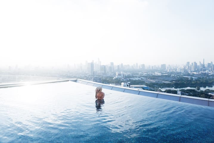 Luxury room best Sky Pool/Emporium/Phrom Phong