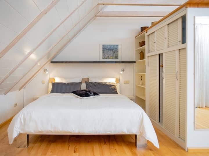 Studio-Apartment, ankommen und entspannen