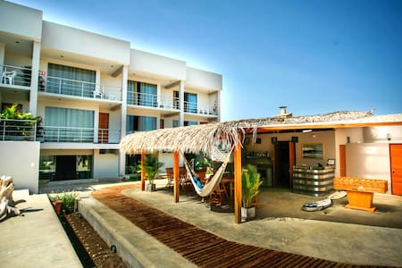 El Hueco Villas - Hotel - Lobitos District