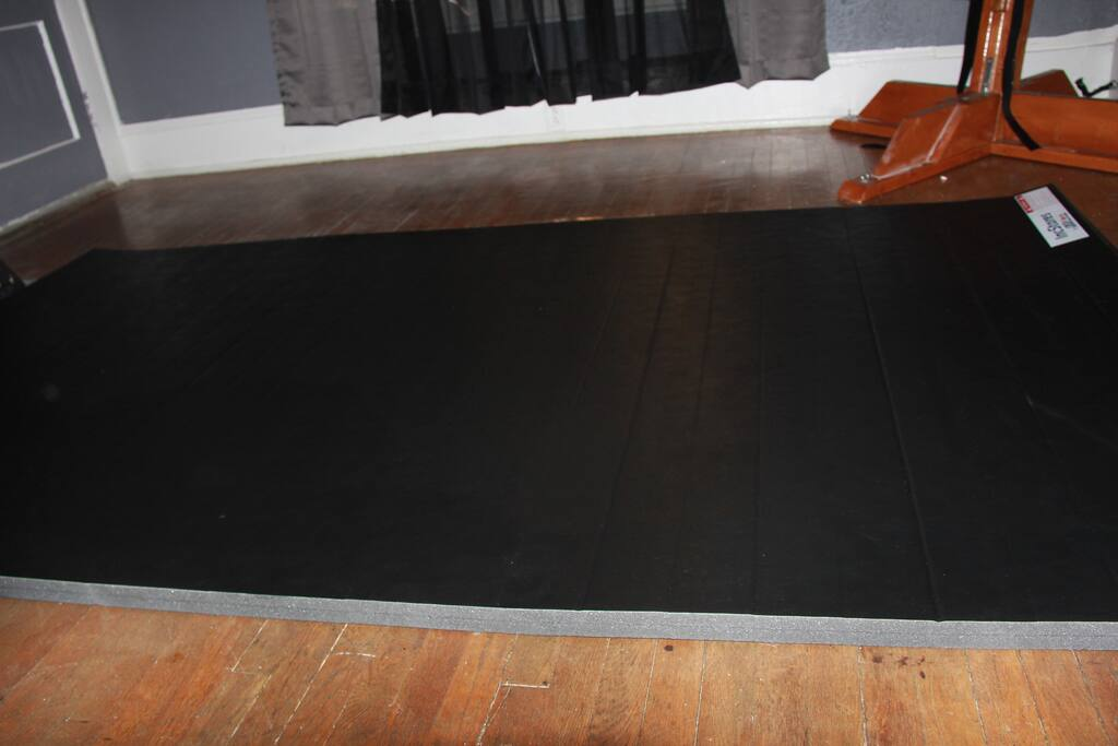 5X9 thick padded mat