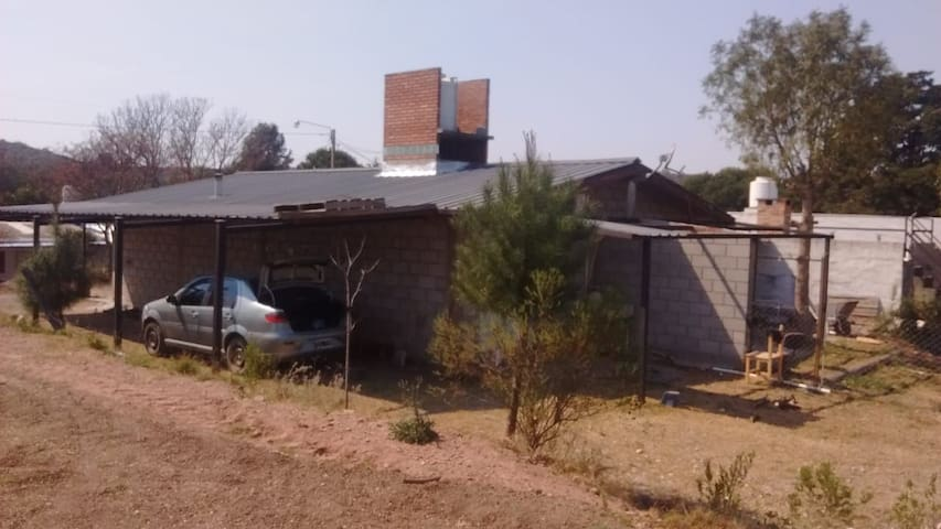 Casa en plena sierra de calamuchita Embalse