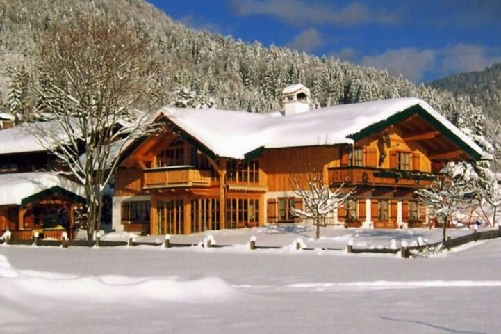 Ferienhaus Wolfenstetter