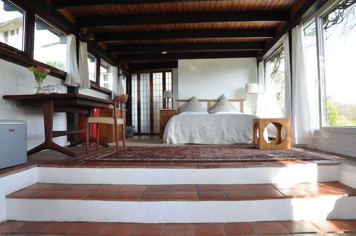 Loft-Apartment auf dem Biohof