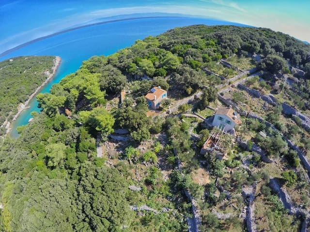 Pleasure house out of town - Mali Losinj - Ev