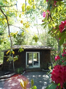 Montauk Cottage in Private Hither Woods - Montauk - Stuga