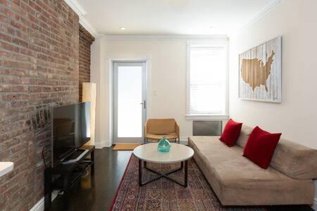 Super Nice, Quiet Modern 1 Bedroom in Chelsea