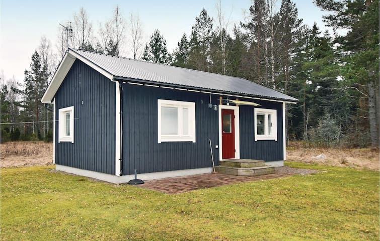 Holiday cottage with 1 bedroom on 48m² in Fagersanna