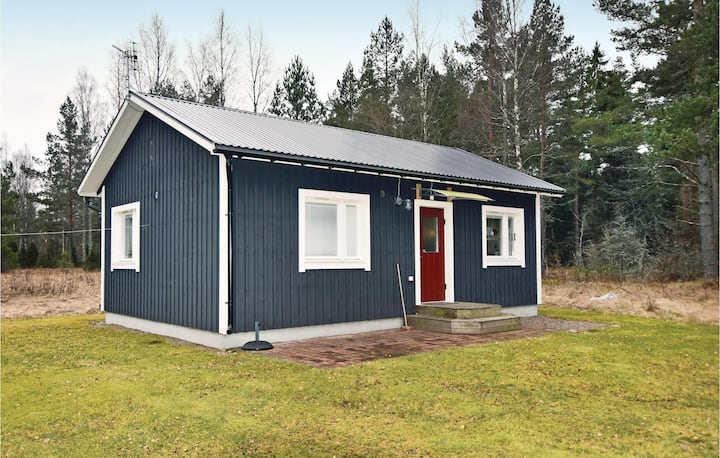 Awesome home in Fagersanna with 1 Bedrooms