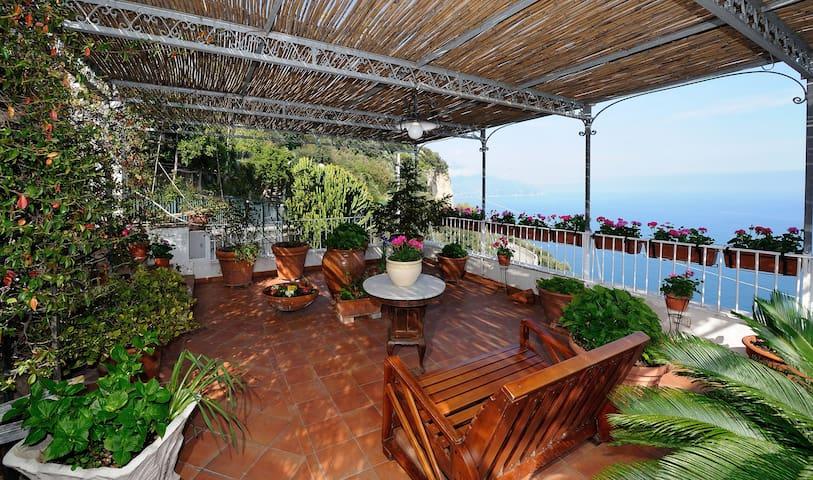 Wanda's House - Panoramic House - Conca dei Marini - Villa