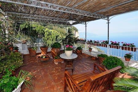 Wanda's House - Panoramic House - Conca dei Marini