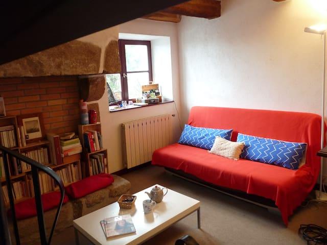 Petite maison au cœur des marais - Guérande - Rumah