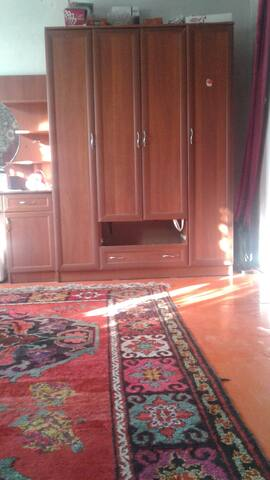 Nursultan's comfort rooms