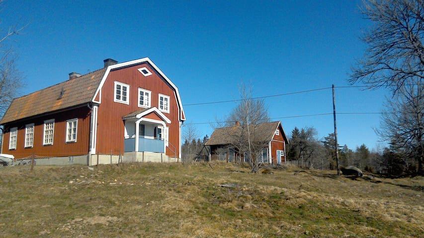 Grönsveds missionshus - Grönsved - Talo