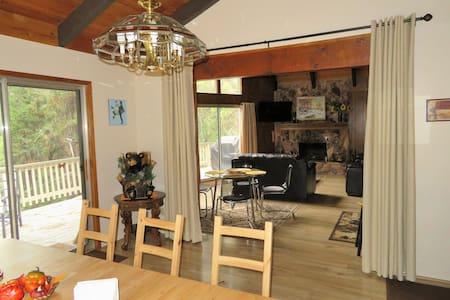 Cozy family retreat - Lake Arrowhead - Σπίτι