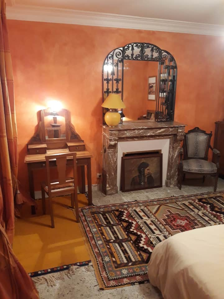 Chambre d'hôtes dans une maison de maître Sologne