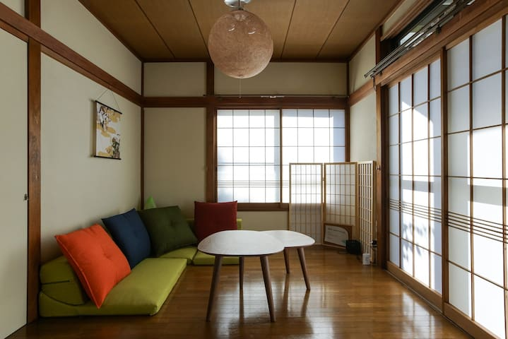 Modern Japan Private house. Near Shibuya.FreeWiFi. - Suginami-ku - บ้าน