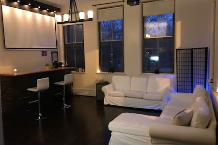 """The Artistic Loft"" - Chicopee - Loft"