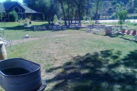 45 mins N of Boise Payette Rvr frontage Camp sites - 博伊西 - 帐篷