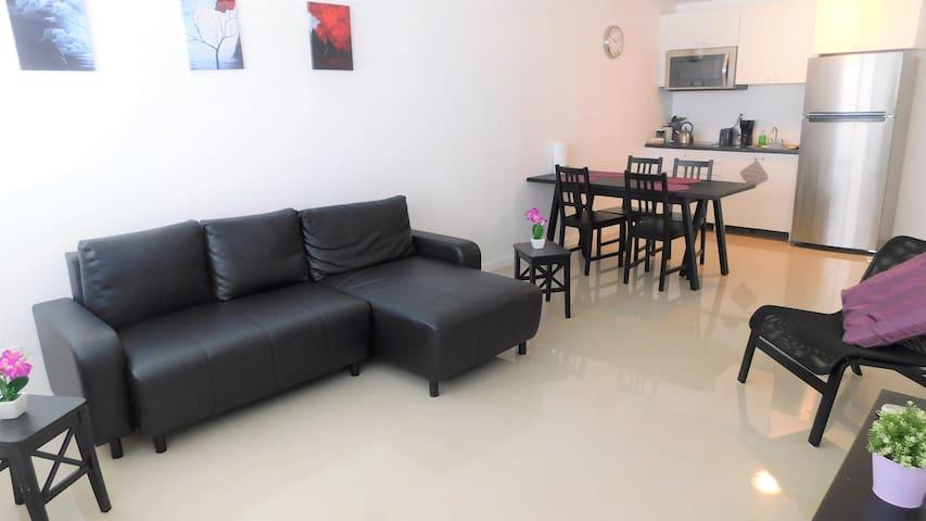 Coconut Grove 1 Bedroom Apartment - 607