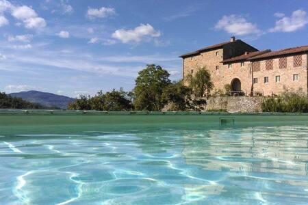Cosy Tuscan Retreat, Il Castagno - Borselli