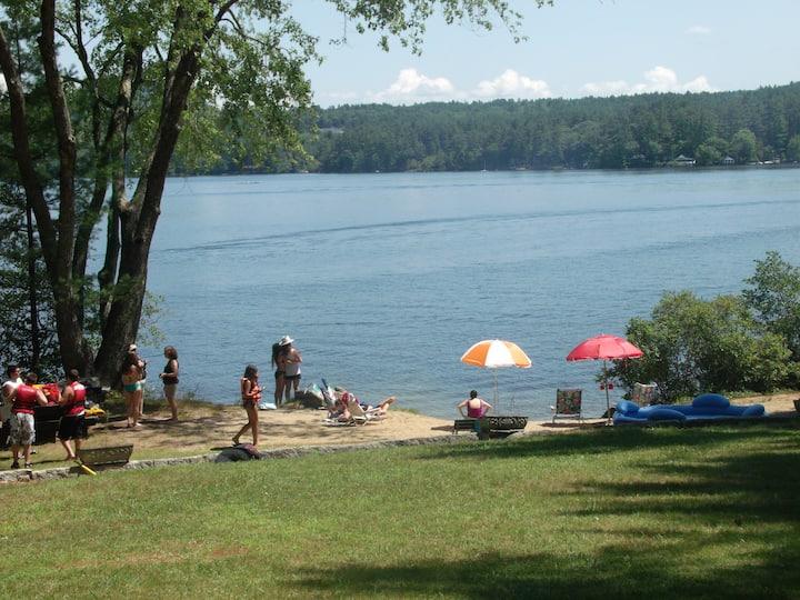 Kezar Lake waterfront home