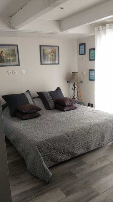 Deux lits jumeaux 90 cm