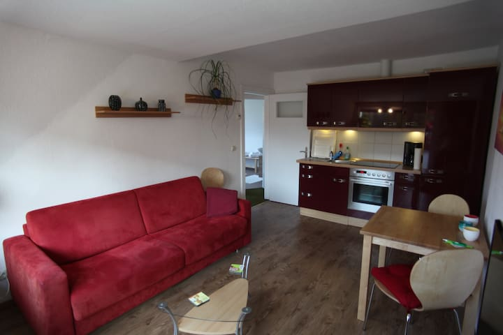 gemühtliche zentrale Gästewohnung - Barsbüttel - Apartment