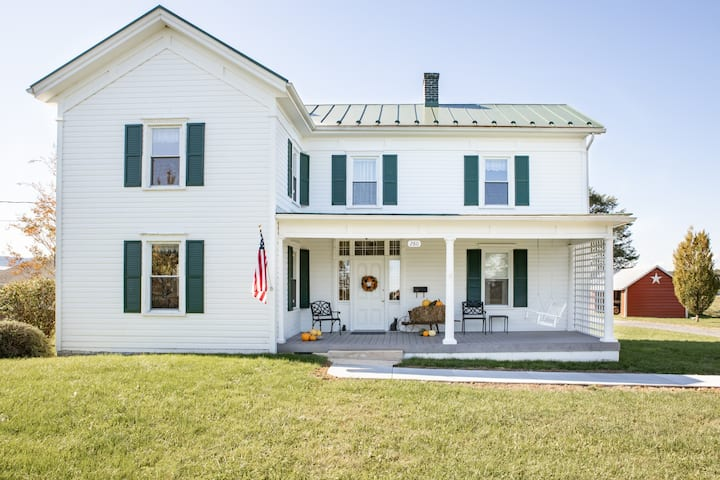 Relax in the Heart of the Shenandoah Valley