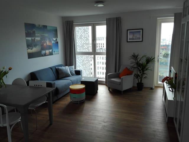 Beautiful appartment at the Merwede Utrecht - Utrecht - Departamento
