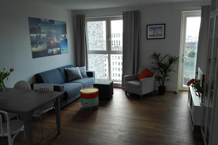 Beautiful appartment at the Merwede Utrecht - Utrecht - Lakás