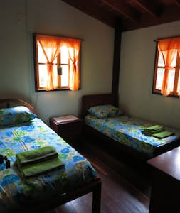 "Finca la Dulce Vida""Bed and Breakfast"" Room 3 - Caldas - Bed & Breakfast"
