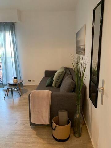 STUDIO confort lieux idéal PRADO/VELODROME/PLAGE