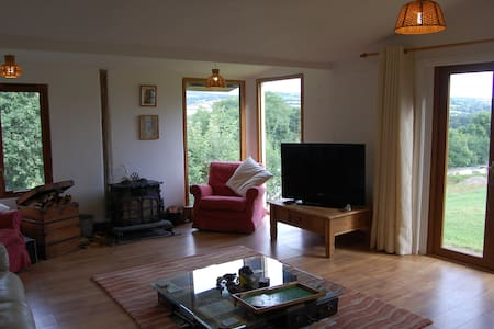 Stunning Dartmoor views in rural hilltop location - Devon - Σπίτι