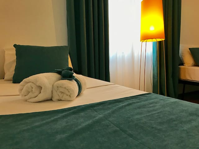 Simple, cozy bedroom near Podgorica airport  1