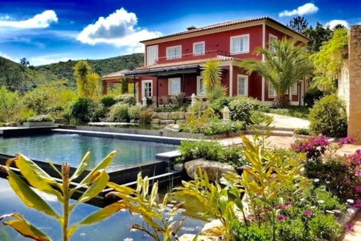 Casa Caldas | Private heatable pool in Monchique!