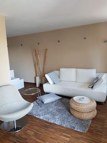 Contemporary apartment  - Bruckberg - Apartamento