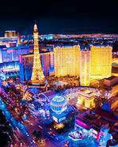 """""""Modest Las Vegas"""" - Las Vegas - Departamento"""
