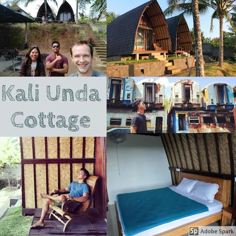 Kali Unda Cottage with Wonderful View
