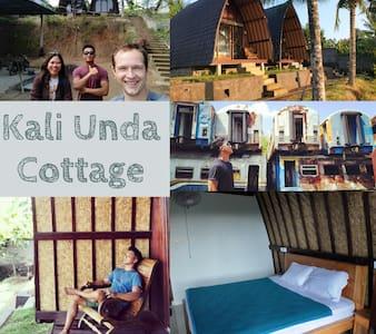 Kali Unda Cottage with Wonderful View