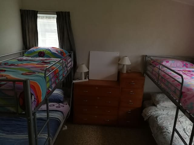 Comfortable homestay
