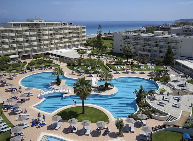 ELECTRA PALACE DOUBLE ROOM-ALL INCLUSIVE
