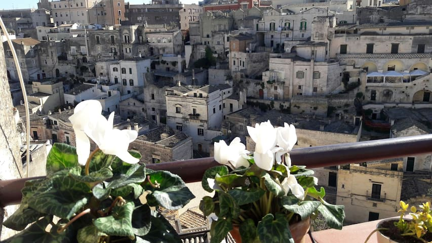 Al sole di paglia - Matera - Appartement