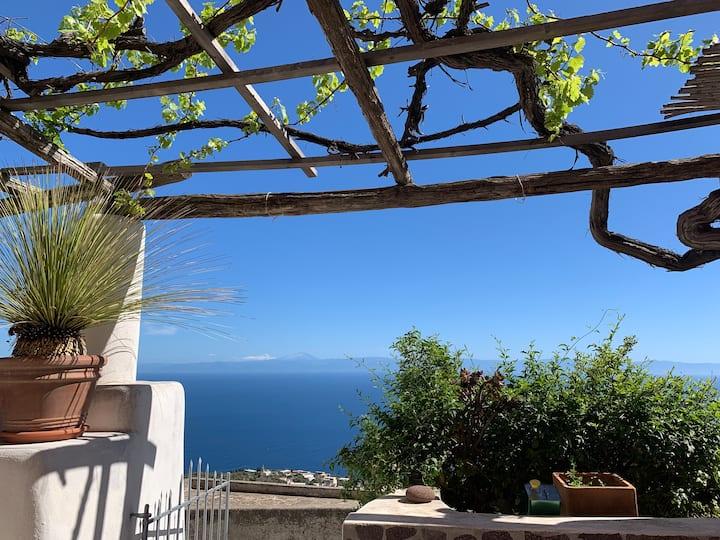 Appartamento in Villa con Terrazze Panoramiche